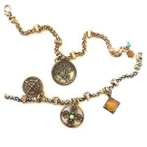 Lucky brand charm bracelets